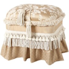<strong>Jennifer Taylor</strong> Heirloom Ottoman