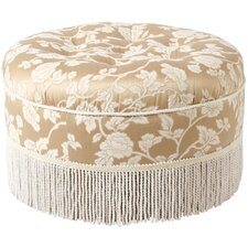 Heirloom Ottoman