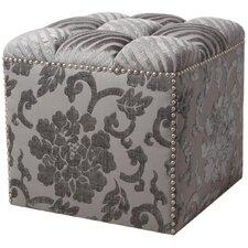 La Rose Cube Ottoman