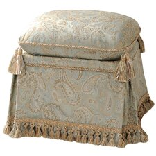<strong>Jennifer Taylor</strong> Savannah Storage Vanity Stool