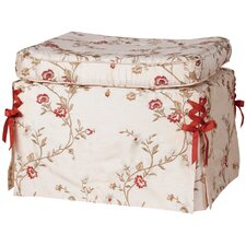 Cornelia Pillow Top Ottoman