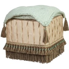 <strong>Jennifer Taylor</strong> Fortune Pillow Top Ottoman