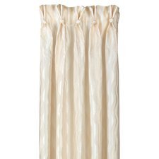 Lumina Rod Pocket Curtain Single Panel