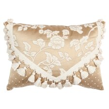 Heirloom Evelope Cotton Blend Pillow