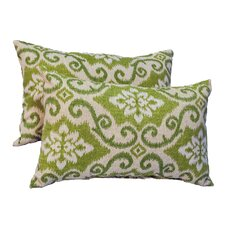 Rectangle Shoreham Outdoor Accent Pillows (Set of 2)