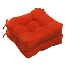 Outdoor Chair Cushion (Set of 2)