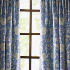 Fresca Silk Curtain Single Panel