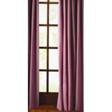 Daphne Linen Curtain Single Panel