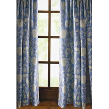 Fresca Silk Curtain Single Panel