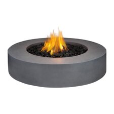 Mezzo Propane Fire Pit Table