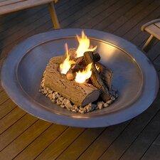 Steel Outdoor Log Set