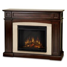 "Rutherford 47"" TV Stand with Electric Fireplace"