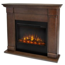 Lowry Slim Electric Fireplace