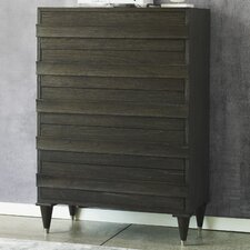 <strong>Brownstone Furniture</strong> Logan 5 Drawer Standard Chest