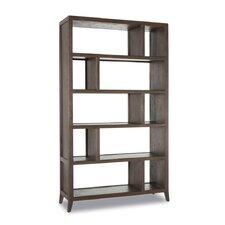 """Hudson 80"""" Shelf Bookcase"""