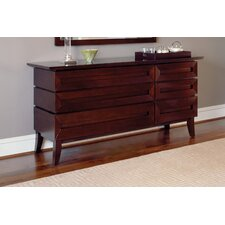 <strong>Brownstone Furniture</strong> Bancroft 6 Drawer Dresser