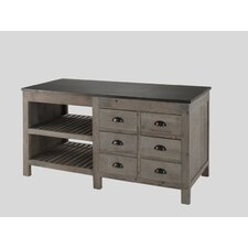 Portrero Kitchen Island
