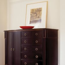 <strong>Brownstone Furniture</strong> Metropolitan Gentleman's Chest