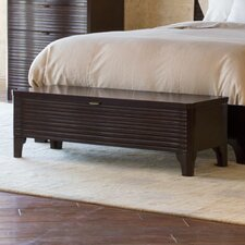 <strong>Brownstone Furniture</strong> Townsend Mahogany Bedroom Bench