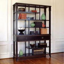 Metropolitan Etagere Bookcase
