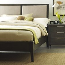Messina Panel Bed