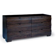 <strong>Brownstone Furniture</strong> Hampton 6 Drawer Dresser