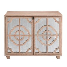 Carlyle 2 Door Mirrored Dresser
