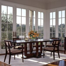 <strong>Brownstone Furniture</strong> Bancroft 6 Piece Dining Set