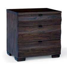 <strong>Brownstone Furniture</strong> Hampton 3 Drawer Nightstand