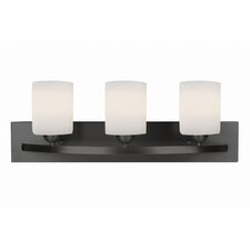 Hampton 3 Light Bath Vanity Light