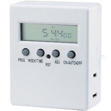 7 Day Mini Digital Timer