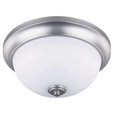 New Yorker 2 Light Flush Mount