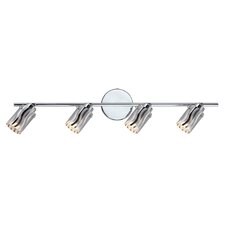 <strong>Canarm</strong> Stella 4 Light Wall Sconce