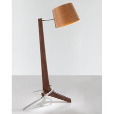 "Silva 21.5"" H Table Lamp with Empire Shade"
