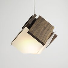 Mica 1 Light Low Profile Pendant