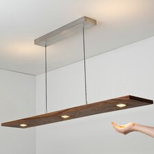 Vix 5-light LED Linear Pendant