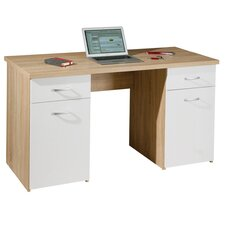 Bollo Writing Desk with 2 Drawers