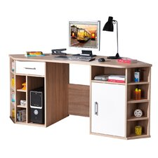 Vasto Computer Desk with Drawer