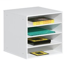 4 Shelf Storage Box