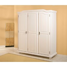 Bastian Three Door Wardrobe