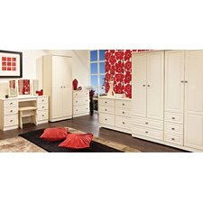 Pembroke Wardrobe with 2 Drawers