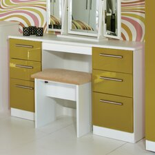 Knightsbridge Kneehole Dressing Table Set