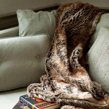 Eskimo Faux Fur Throw Blanket