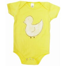 <strong>Alex Marshall Studios</strong> Duck One-Piece in Yellow