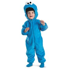 Cookie Monster Deluxe Two-Sided Costume