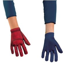 Captain America Avengers Gloves