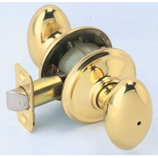 <strong>Schlage</strong> Siena Bed and Bath Knob