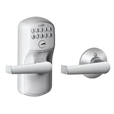 <strong>Schlage</strong> Plymouth by Jazz Keypad Lever with Auto Lock