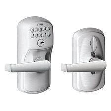 <strong>Schlage</strong> Plymouth by Elan Keypad Lever with Flex Lock