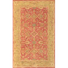 Windsor Regal Persian Rust/Tan Area Rug